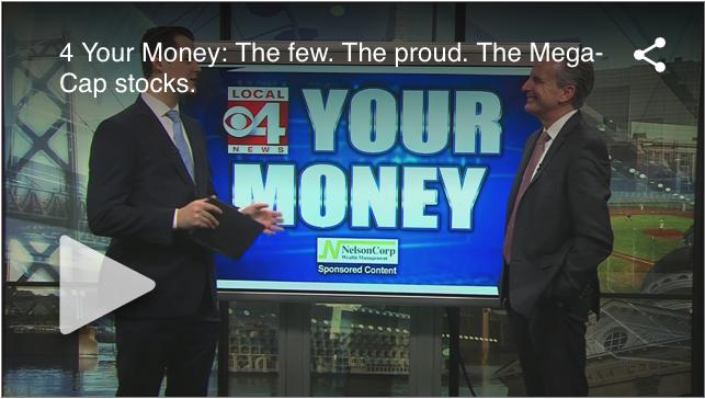 The Few.  The Proud.  The Mega-Cap Stocks.