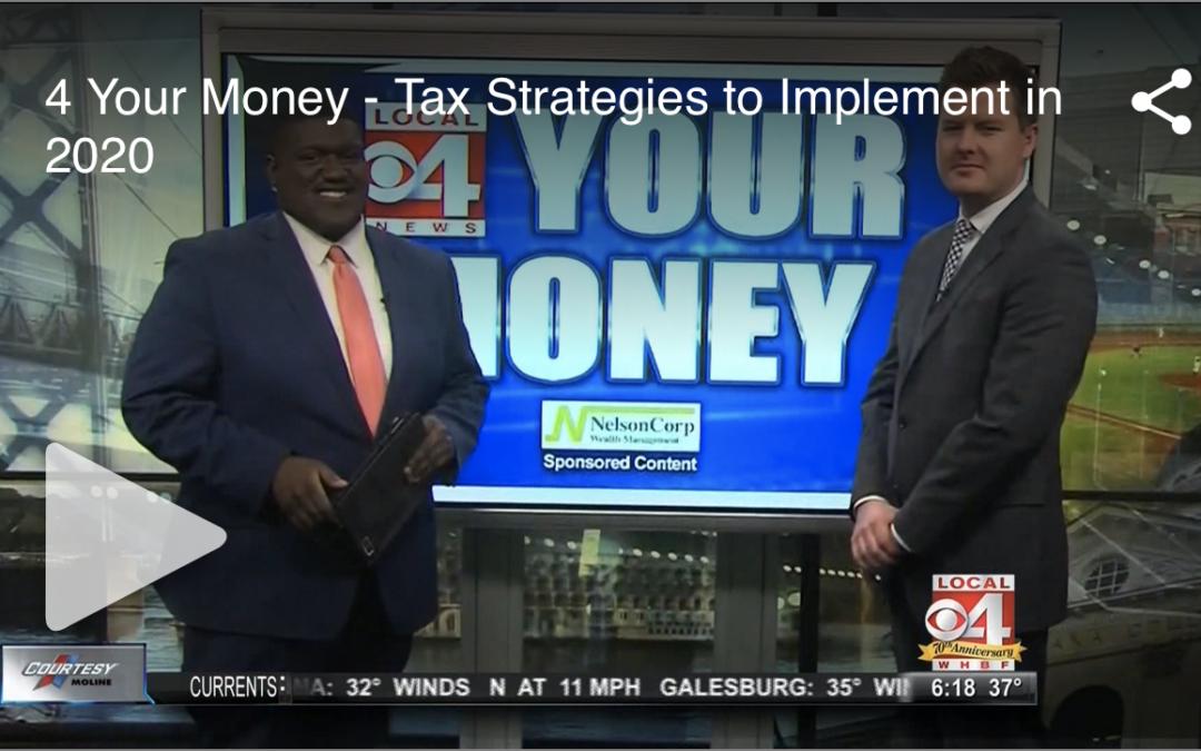 Tax Strategies for 2020