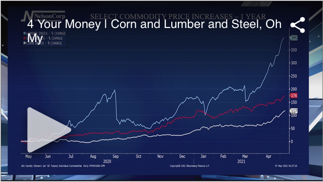 Corn and Lumber and Steel, Oh My